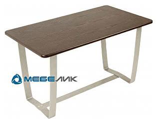 Стол журнальный Мебелик Саут 7 темно-коричневый
