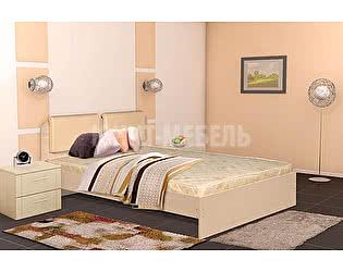 Кровать Люкс с основанием