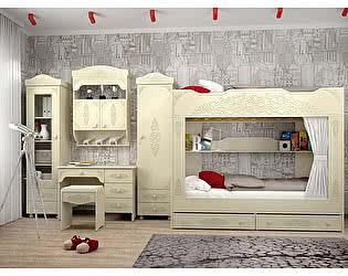 Мебель для детской Компасс Ассоль Плюс 1