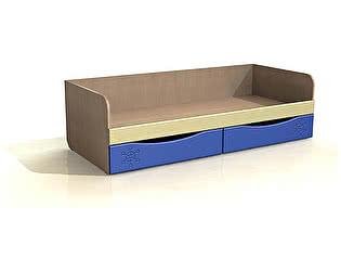 Кровать с ящиками  Компасс ДК-11