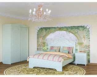 Спальня Компасс Соня вариант 1