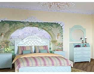 Спальня Компасс Соня вариант 2