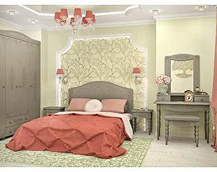 Спальня Компасс Ассоль Плюс 3