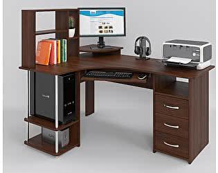 Стол компьютерный Компасс С 237 +СЕ 237