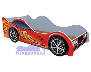 Кровать-машина Красная молния