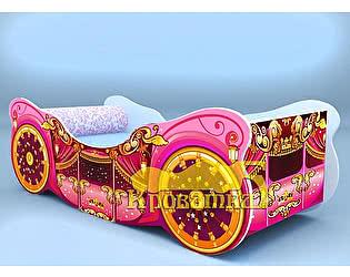 Кровать-карета Люкс
