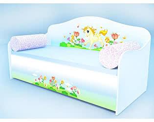 Диван - кровать Кроватка5 Пони