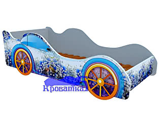 Кровать-машина Зяблики