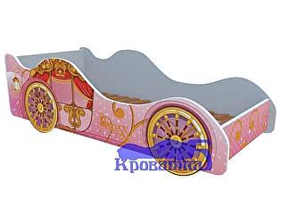 Кроватка Карета