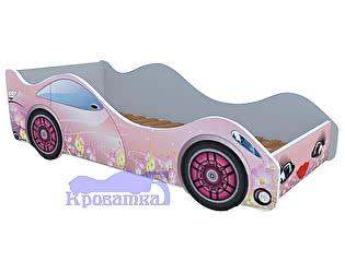 Кровать-машина Нежность