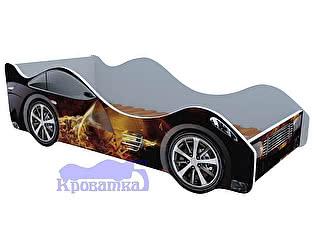 Кровать-машина Огонь