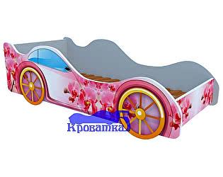 Кровать-машина Орхидея