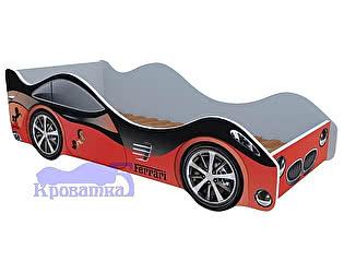 Кровать-машина ферари