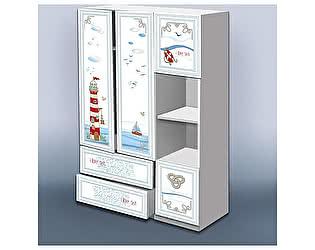 Шкаф Кроватка5 Кусто