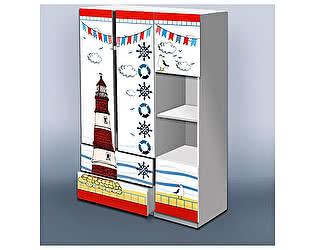 Шкаф Кроватка5 Морское путешествие