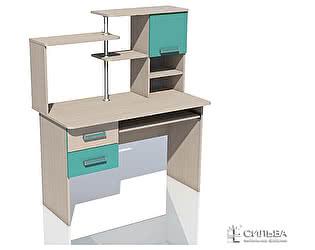 Стол для компьютера Сильва Рико НМ 011.77