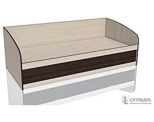 Кровать Сильва Рико НМ 008.63-01 Дуб тортона