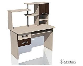 Купить стол Сильва Рико НМ 011.77 для компьютера (венге магия)