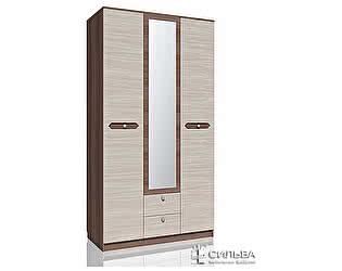 Шкаф комбинированный Сильва Рива НМ 013.08-01