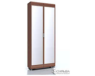 Шкаф для книг Сильва Капри НМ 014.04 РZ