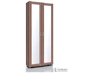 Шкаф для книг Сильва Фиджи НМ 014.04 РZ