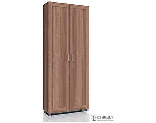 Шкаф для одежды Сильва Фиджи НМ 014.67 ЛР