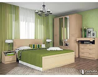 Спальня Сильва Браво дуб девонширский