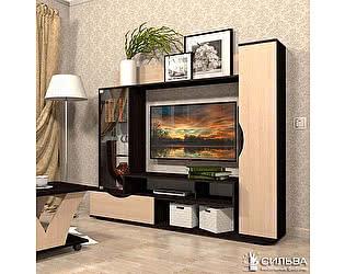 Тумба под телевизор Сильва Николь-2 НМ 014.51