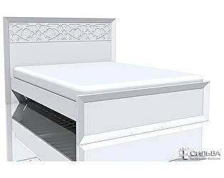 Кровать Сильва Адель НМ 014.40-01