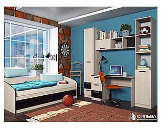 Детская мебель Сильва Рико (дуб тортона)