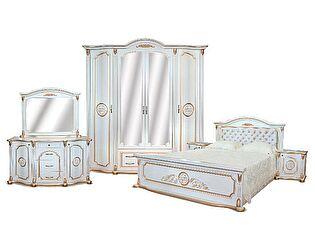 Купить спальню МИК Мебель Роза Ваниль