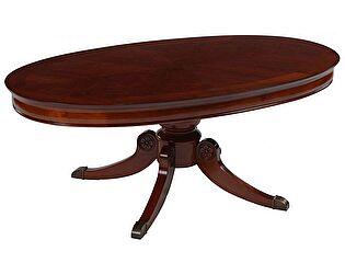 Купить стол МИК Мебель Журнальный 593-30 MK-1603-DW Темный орех