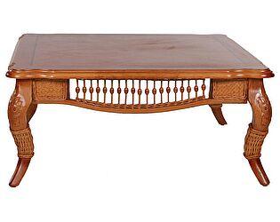 Купить стол МИК Мебель Журнальный 6022 MK-3409 Медовый дуб