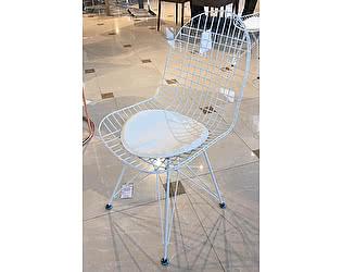 Купить стул МИК Мебель Стул Альва с подушкой MK-5629-WT Белый