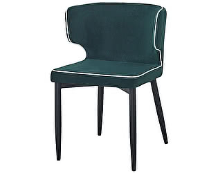 Купить стул МИК Мебель Стул Шэффилд MK-5624-DR Темно-зеленый
