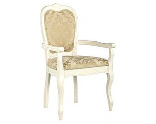 Кресло МИК Мебель Princess PR AC n002845, MK 1207 BW