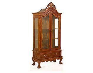 Купить шкаф МИК Мебель MK CAB04/DISP MK-2466-AN 2 дверная