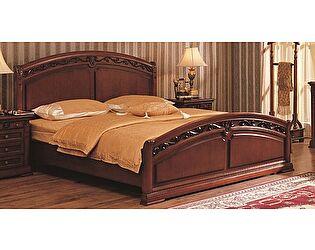Купить кровать МИК Мебель Валенсия C05 MK-1740-DN