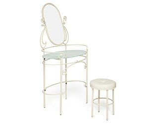 Столик туалетный МИК Мебель 9909 MK-2201-AW