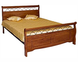 Кровать Агата 836 SNS KD n0002036 (90х200), MK 2131 RO