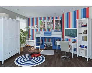 Набор мебели для детской ММЦ Сиело, комплектация 1