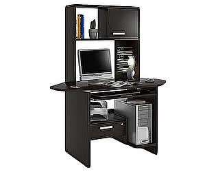 Стол компьютерный НСК 14 угловой с надстройкой