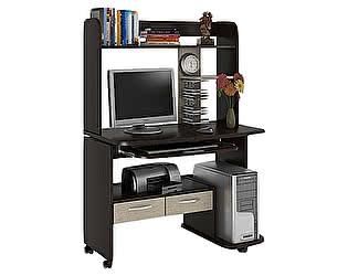 Стол компьютерный НСС 14 с надстройкой