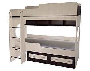 Кровать двухъярусная Мебелайн-1