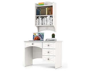 Купить стол Мебельный Двор Онега МД-1-06 + ПК-1 с полкой