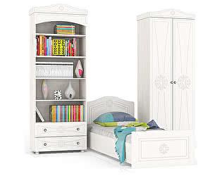 Детская Мебельный двор Онега Компоновка 12 ШК-36 + ШК-31 + КР-800БЯ