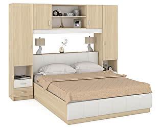 Купить спальню Mobi Линда кровать 1400 314+313-140+301-140+303-140+314