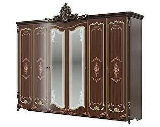 Купить шкаф Мэри-Мебель Шейх СШ-02 6-ти дверный