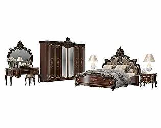 Спальня Мэри-Мебель Шейх № 2 СШ-05+СШ-06+СШ-07+СШ-02+СШ-04+СШ-03+СШ-04
