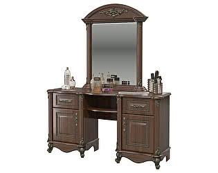 Купить стол Мэри-Мебель Да Винчи СД-04 + СД-06 (с зеркалом)